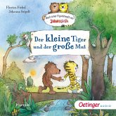 Der kleine Tiger und der große Mut. Nach einer Figurenwelt von Janosch (MP3-Download)