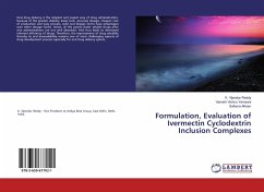 Formulation, Evaluation of Ivermectin Cyclodextrin Inclusion Complexes