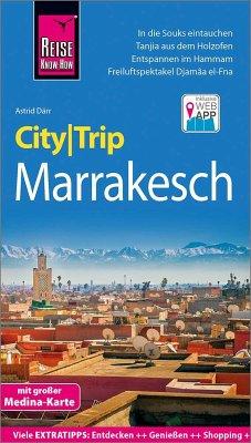 Reise Know-How CityTrip Marrakesch - Därr, Astrid