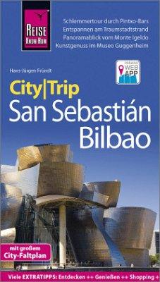 Reise Know-How CityTrip San Sebastián und Bilbao - Fründt, Hans-Jürgen