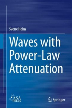Waves with Power-Law Attenuation - Holm, Sverre