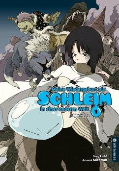 Meine Wiedergeburt als Schleim in einer anderen Welt Light Novel 01 - Vah, Mitz;Fuse
