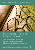 Seven Centuries of Unreal Wages (eBook, PDF)