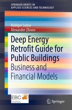 Deep Energy Retrofit Guide for Public Buildings - Lohse, Rüdiger; ZHIVOV, ALEXANDER