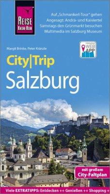 Reise Know-How CityTrip Salzburg - Brinke, Margit; Kränzle, Peter