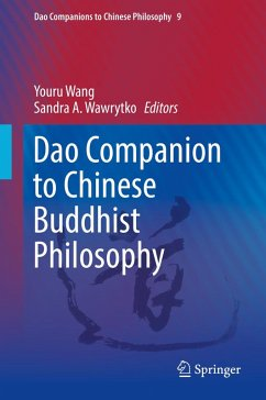 Dao Companion to Chinese Buddhist Philosophy (eBook, PDF)