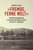 »Fremde, ferne Welt« (eBook, PDF)
