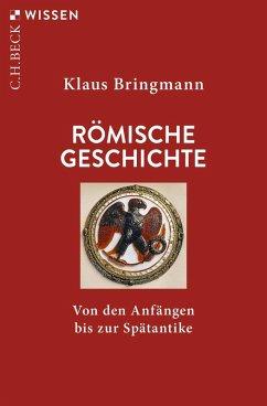 Römische Geschichte (eBook, ePUB) - Bringmann, Klaus