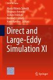 Direct and Large-Eddy Simulation XI (eBook, PDF)