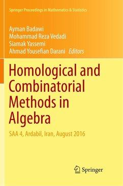 Homological and Combinatorial Methods in Algebra