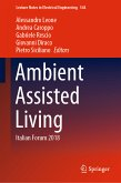 Ambient Assisted Living (eBook, PDF)