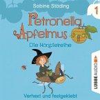 Petronella Apfelmus - Die Hörspielreihe, Teil 1: Verhext und festgeklebt (MP3-Download)