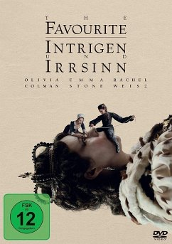 The Favourite - Intrigen und Irrsinn (DVD)