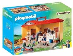 PLAYMOBIL® 5671 Mitnahme Pferdestall