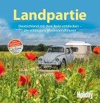 HOLIDAY Reisebuch: Landpartie (Mängelexemplar)