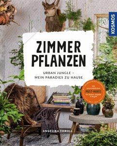Zimmerpflanzen (eBook, PDF) - Throll, Angelika