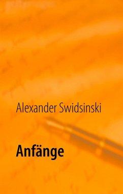 Anfänge (eBook, ePUB)
