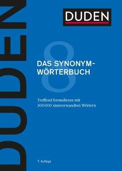 Duden - Das Synonymwörterbuch (E-Book) (eBook, PDF)