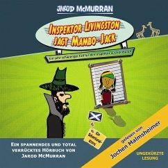Inspektor Livingston jagt Mambo-Jack (MP3-Download) - McMurran, Jarod