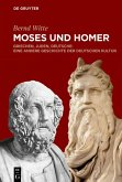 Moses und Homer (eBook, ePUB)