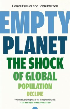 Empty Planet (eBook, ePUB) - Bricker, Darrell; Ibbitson, John