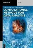Computational Methods for Data Analysis (eBook, PDF)