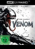 Venom 4K Ultra HD Blu-ray + Blu-ray