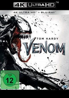 Venom 4K Ultra HD Blu-ray + Blu-ray
