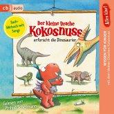 Alles klar! Der kleine Drache Kokosnuss erforscht... Die Dinosaurier (MP3-Download)