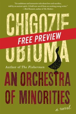 An Orchestra of Minorities -- Free Preview (eBook, ePUB) - Obioma, Chigozie