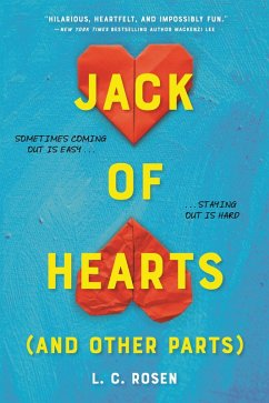 Jack of Hearts (and other parts) (eBook, ePUB) - Rosen, L. C.