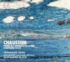 Poème De L'Amour Et De La Mer/Sinfonie Op.20