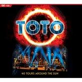 40 Tours Around The Sun (2cd+Dvd)
