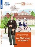 Radtouren durch historische Stadtkerne im Land Brandenburg Tour 2 - Von Rheinsberg bis Ribbeck
