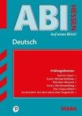 STARK Abi - auf einen Blick! Deutsch Hessen 2019/2020