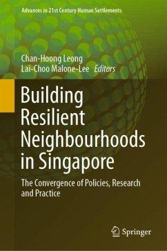 Building Resilient Neighbourhoods in Singapore