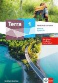 TERRA Erdkunde 1. Arbeitsbuch mit eBook Klasse 5/6. Ausgabe Nordrhein-Westfalen Gymnasium