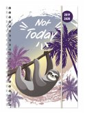 Collegetimer A5 Woche Not Today Ringbuch 2019/2020