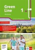 Green Line 1 G9. Workbook mit Audios und Übungssoftware Klasse 5