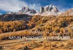 Naturlandschaften Europas 2020