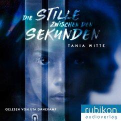 Die Stille zwischen den Sekunden, 1 MP3-CD - Witte, Tania