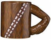 STAR WARS Chewbacca Tasse Torso mit 3D Arm, Mug, 350 ml