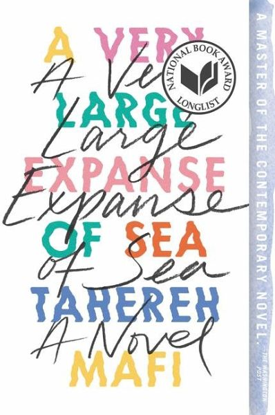 A Very Large Expanse of Sea - Mafi, Tahereh