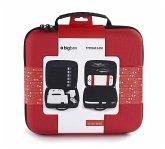 BigBen Storage Case, Tasche, Koffer für Nintendo Switch, rot