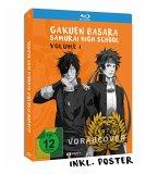 Gakuen Basara: Samurai High School - Vol. 1