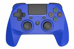 snakebyte GAME:PAD 4S - Wireless Bluetooth Controller - Blau