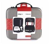 Storage Case, Tasche, Koffer für Nintendo Switch, grau
