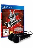 The Voice of Germany (+ 2 Mics) (PlayStation 4)