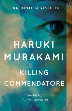 Killing Commendatore - Murakami, Haruki