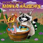 Warum waschen Waschbären?, 1 Audio-CD / Die kleine Schnecke, Monika Häuschen, Audio-CDs .53